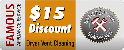 Get Discounts On Services Famous Appliance Service In Utah